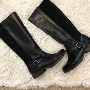 [Kenneth Cole] Knee High Riding Boots 🖤